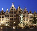 To nejlepší z Bruselu, Brugg, Gentu a Antverp (letecky z Bratislavy)