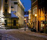 Adventní Wroclaw (autobusem z Ostravy)