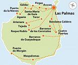 To nejlepší z ostrova Gran Canaria + LEHKÁ TURISTIKA (letecky z Ostravy – Krakova)