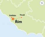 To nejlepší z Říma + TIVOLI (letecky z Prahy)