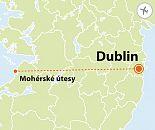To nejlepší z Dublinu + MOHÉRSKÉ ÚTESY (letecky z Prahy)