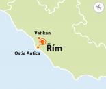 To nejlepší z Říma + MOŘE (letecky z Ostravy – Krakova)