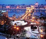 Adventní Budapešť (autobusem z Ostravy)