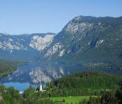 To nejlepší ze Slovinska v okolí Bledu na kole