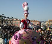 Karneval v Nice + FESTIVAL CITRUSŮ V MENTONU