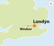 To nejlepší z Londýna + WINDSOR