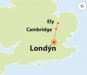 To nejlepší z Londýna + CAMBRIDGE + ELY