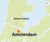 To nejlepší z Amsterdamu + ZAANSE SCHANS