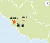 To nejlepší z Říma + TIVOLI