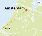 To nejlepší z Amsterdamu + HAAG