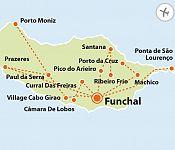 To nejlepší z Madeiry + LEHKÁ TURISTIKA
