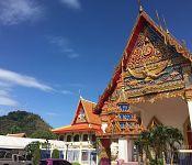 To nejlepší z Bangkoku + KANCHANABURI + KOUPÁNÍ NA OSTROVĚ PHUKET