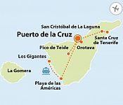 To nejlepší z Tenerife + PLAVBA LODÍ ATLANTIKEM