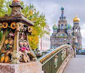 To nejlepší z Petrohradu + KARÉLIE + OSTROV KIŽI