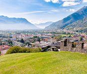 Italské Švýcarsko + LICHTENŠTEJNSKO