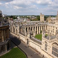 Anglie / Velká Británie (Oxford)