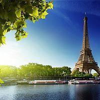 Paříž autobusem