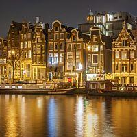 Holandsko / Nizozemsko (Amsterdam)