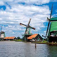 Holandsko / Nizozemsko (Zaanse Schans)