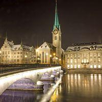 Švýcarsko (Curych)