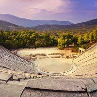 Řecko (Peloponés)