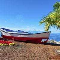 Kanárské ostrovy (Tenerife)