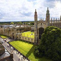 Anglie / Velká Británie (Cambridge)