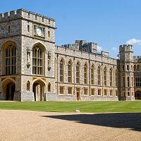 Anglie / Velká Británie (Windsor)