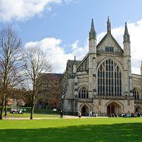 Anglie / Velká Británie (Winchester)
