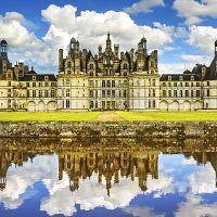 Hrady a zámky Francie
