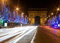 Adventní Paříž