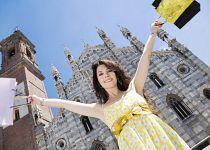 Nákupy v Miláně