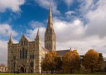 Anglie / Velká Británie (Salisbury)