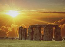 Anglie / Velká Británie (Stonehenge)