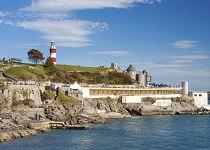 Anglie / Velká Británie (Plymouth)