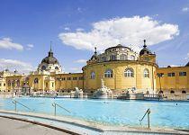 Lázně a wellness do Maďarska (Budapešť)