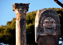 Itálie (Ostia Antica)