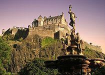 Skotsko (Edinburgh)