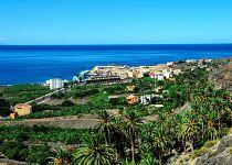 Kanárské ostrovy (La Gomera)
