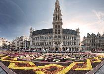 Belgie a květiny
