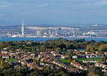 Anglie / Velká Británie (Portsmouth)