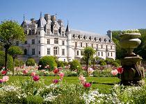 Zájezdy do zámků na Loiře do Francie