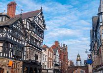 Anglie / Velká Británie (Chester)