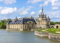 Zájezdy na hrady a zámky do Francie (Paříž)