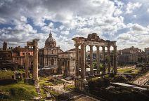 To nejlepší z Říma + MOŘE (letecky z Bratislavy)