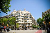 To nejlepší z Barcelony + LA PEDRERA (letecky z Ostravy – Katovic)