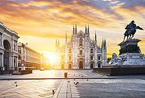 Adventní Milán + TRADIČNÍ ITALSKÉ VÁNOČNÍ TRHY (letecky z Ostravy)