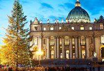 Adventní Řím + VÁNOČNÍ VATIKÁN (letecky z Bratislavy)