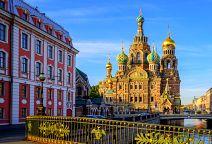 To nejlepší z Petrohradu + MOSKVA (letecky z Prahy)