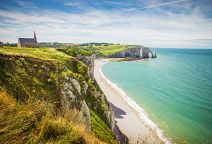 To nejkrásnější z Normandie a Bretaně (autobusem)
